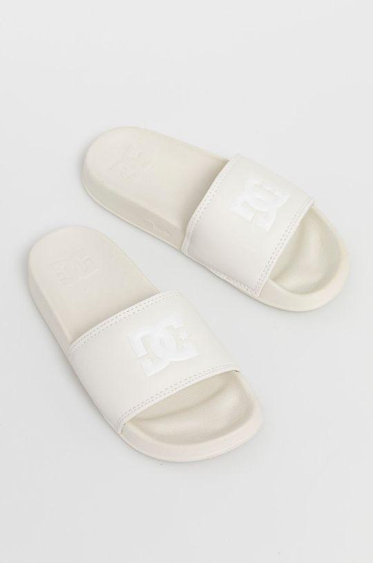 DC - Papuci alb