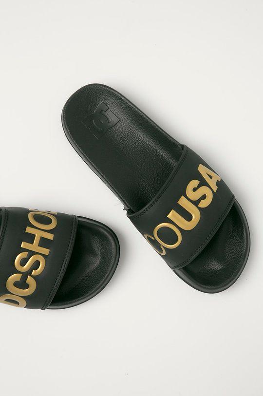 černá Dc - Pantofle