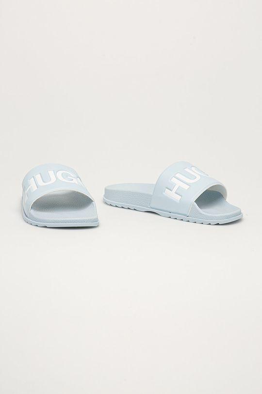 Hugo - Papuci albastru deschis