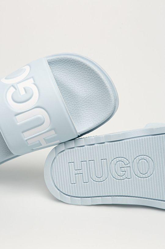 albastru deschis Hugo - Papuci