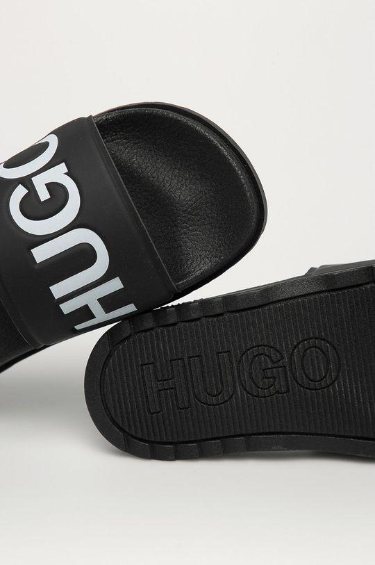 černá Hugo - Pantofle
