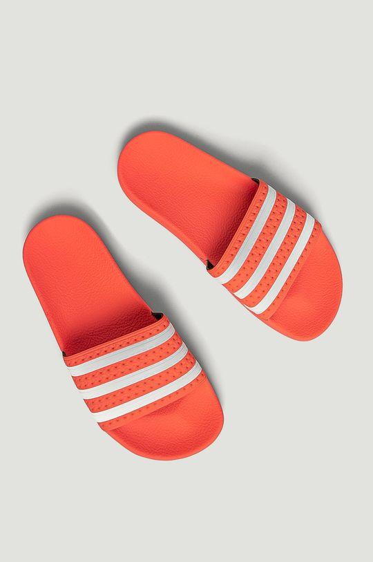 adidas Originals - Šľapky Adilette  Zvršok: Syntetická látka Vnútro: Textil Podrážka: Syntetická látka