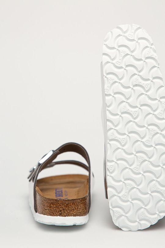 Birkenstock - Kožené pantofle Arizona  Svršek: Přírodní kůže Vnitřek: Semišová kůže Podrážka: Umělá hmota