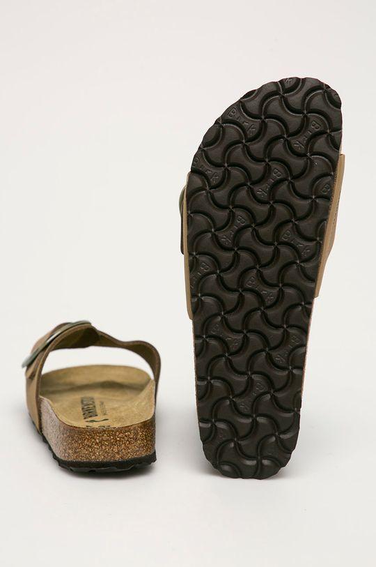 Birkenstock - Semišové pantofle Madrid  Svršek: Semišová kůže Vnitřek: Přírodní kůže Podrážka: Umělá hmota