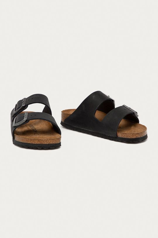 Birkenstock - Pantofle Arizona černá