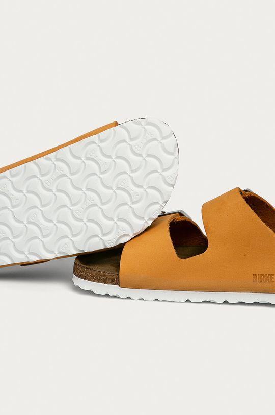 Birkenstock - Slapi de piele Arizona  Gamba: Piele naturala Interiorul: Piele intoarsa Talpa: Material sintetic