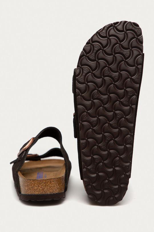 Birkenstock - Semišové pantofle Arizona  Svršek: Semišová kůže Vnitřek: Přírodní kůže Podrážka: Umělá hmota