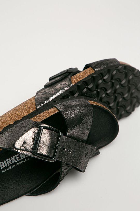 Birkenstock - Semišové pantofle Siena  Svršek: Semišová kůže Vnitřek: Semišová kůže Podrážka: Umělá hmota