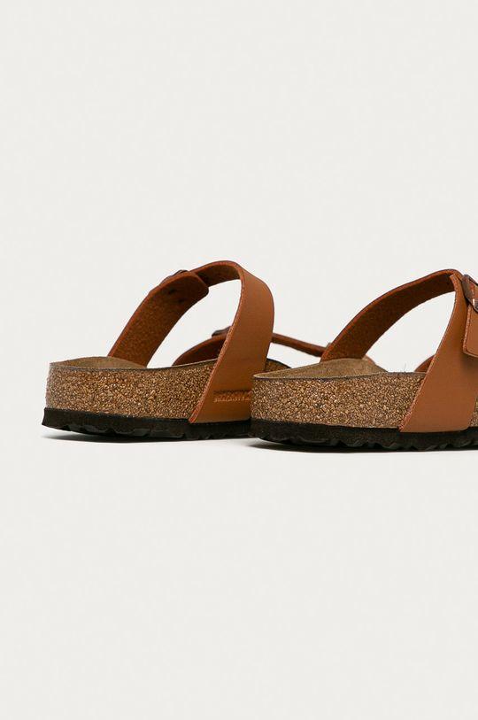 Birkenstock - Papuci Mayari  Gamba: Material sintetic Interiorul: Material textil, Piele intoarsa Talpa: Material sintetic