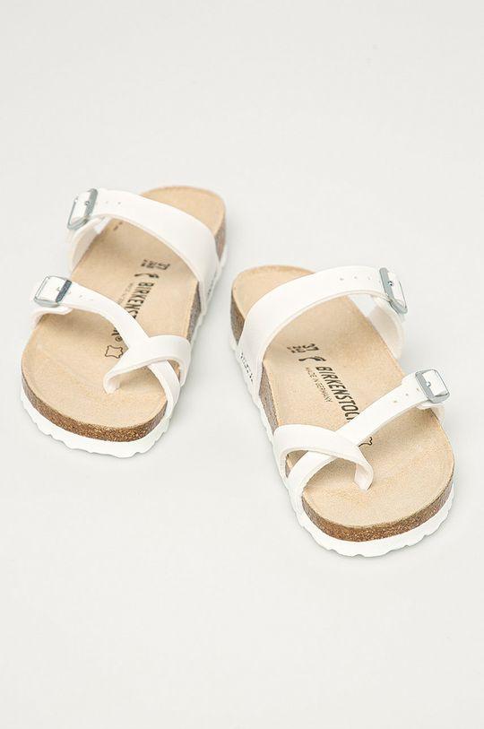 Birkenstock - Papuci Mayari alb