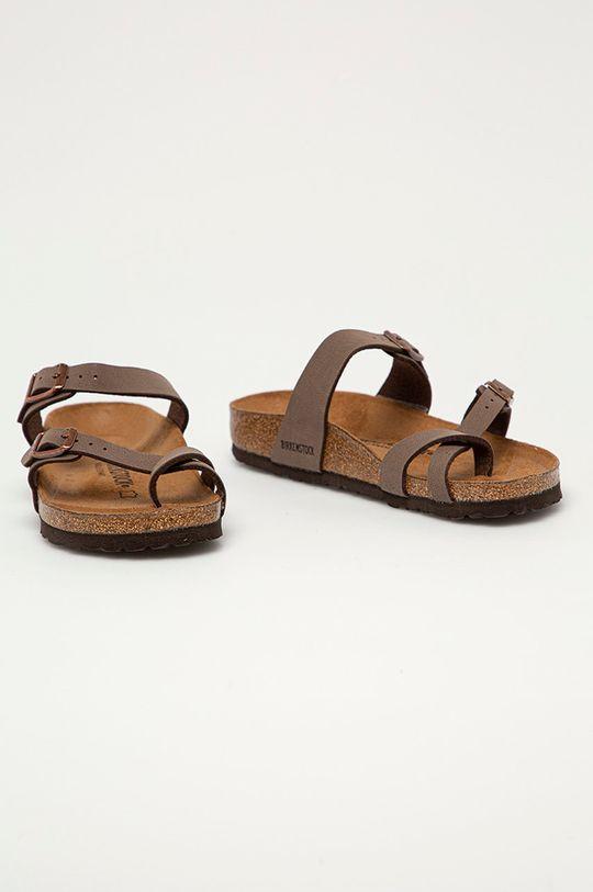 Birkenstock - Klapki Mayari brązowy