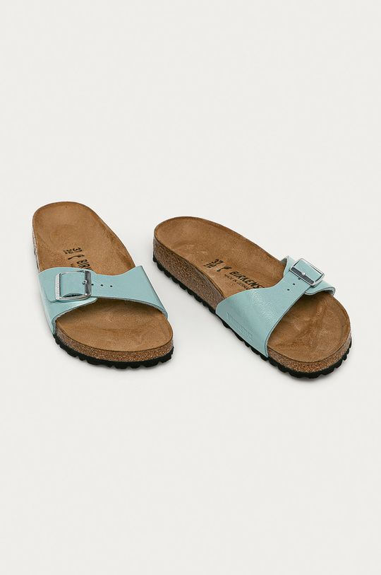Birkenstock - Papuci Madrid albastru
