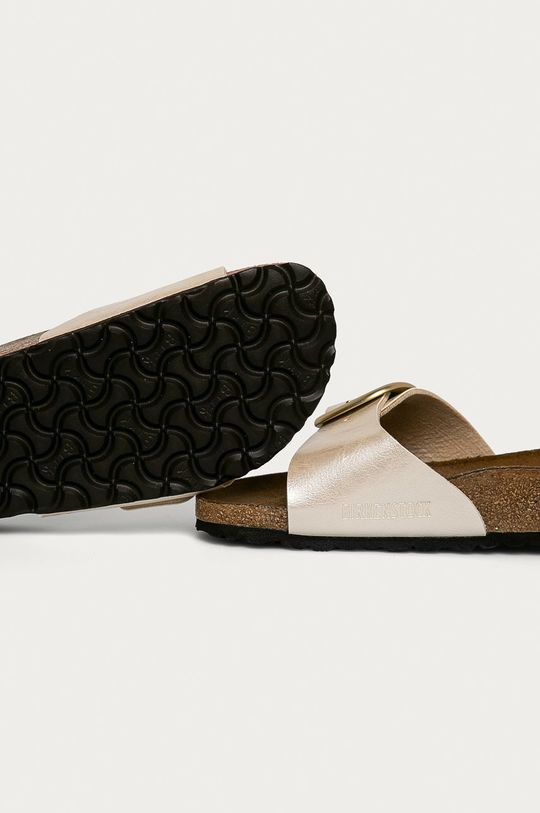 Birkenstock - Papuci Madrid Big Buckle  Gamba: Material sintetic Interiorul: Material textil, Piele naturala Talpa: Material sintetic