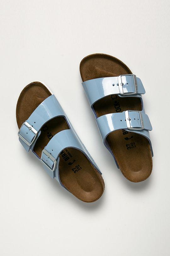 Birkenstock - Papuci Arizona albastru