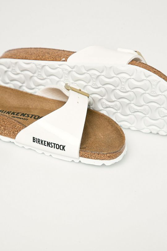 Birkenstock - Šľapky Madrid  Zvršok: Syntetická látka Vnútro: Textil, Prírodná koža Podrážka: Syntetická látka