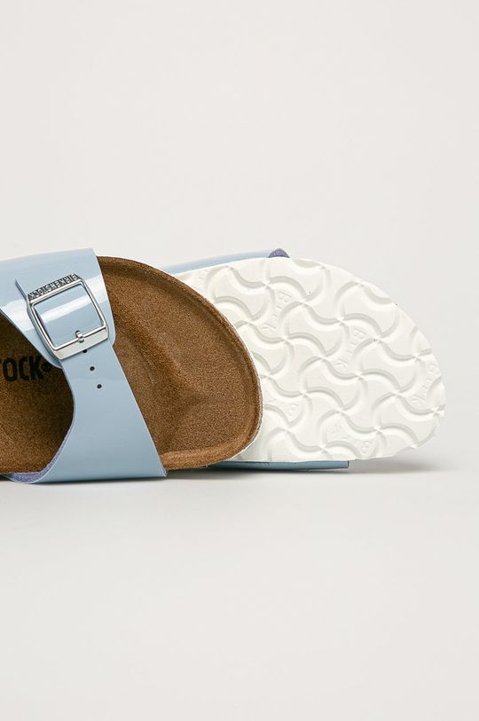 Birkenstock - Papuci Madrid  Gamba: Material sintetic Interiorul: Material textil, Piele naturala Talpa: Material sintetic