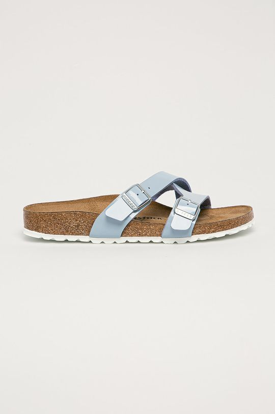 modrá Birkenstock - Pantofle Yao Balance Dámský