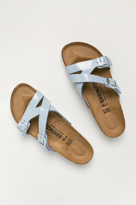 Birkenstock - Pantofle Yao Balance modrá
