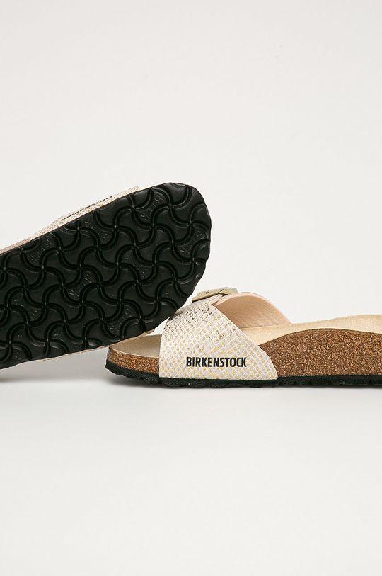 Birkenstock - Pantofle Madrid  Svršek: Umělá hmota Vnitřek: Přírodní kůže Podrážka: Umělá hmota