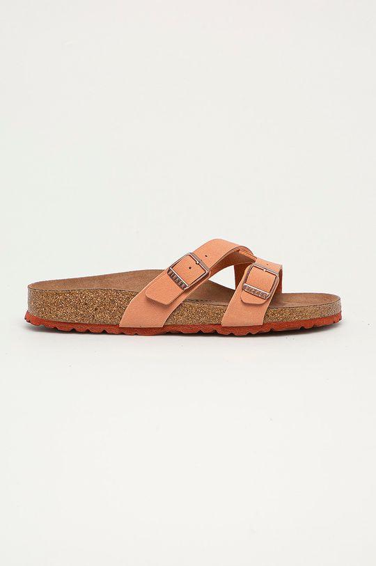 růžová Birkenstock - Pantofle Yao Balance Dámský