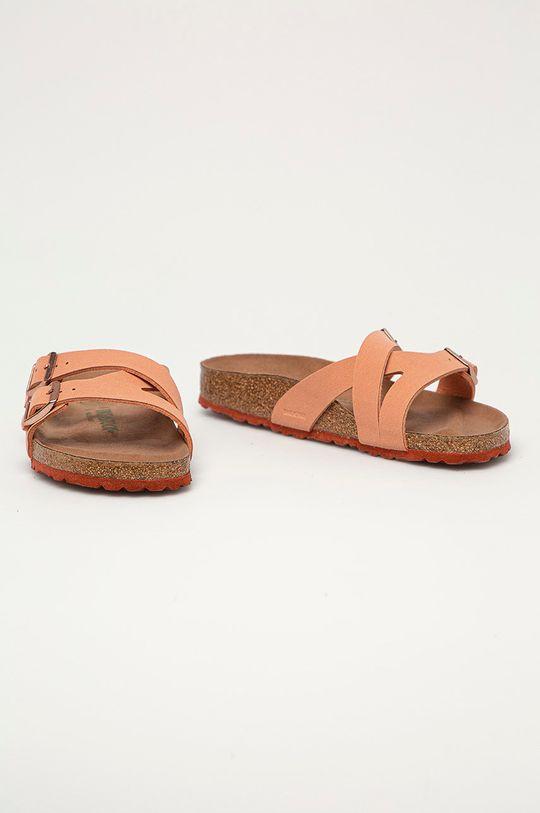 Birkenstock - Pantofle Yao Balance růžová