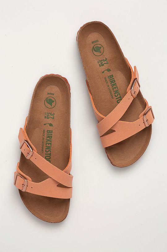 růžová Birkenstock - Pantofle Yao Balance