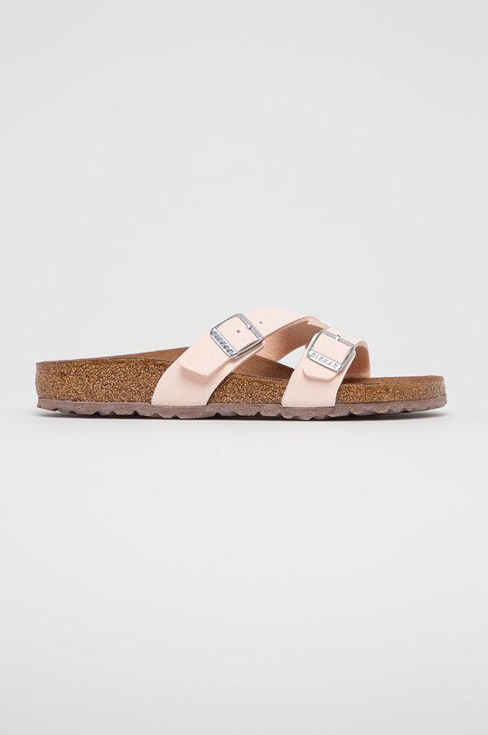 růžová Birkenstock - Pantofle Yao Balance BF Dámský