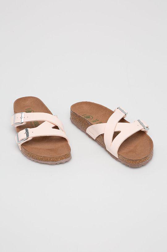 Birkenstock - Pantofle Yao Balance BF růžová