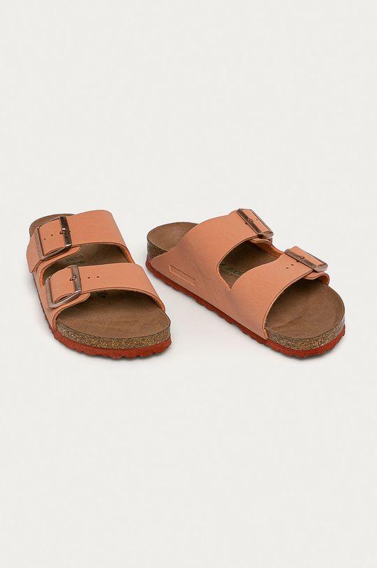 Birkenstock - Papuci Arizona maro