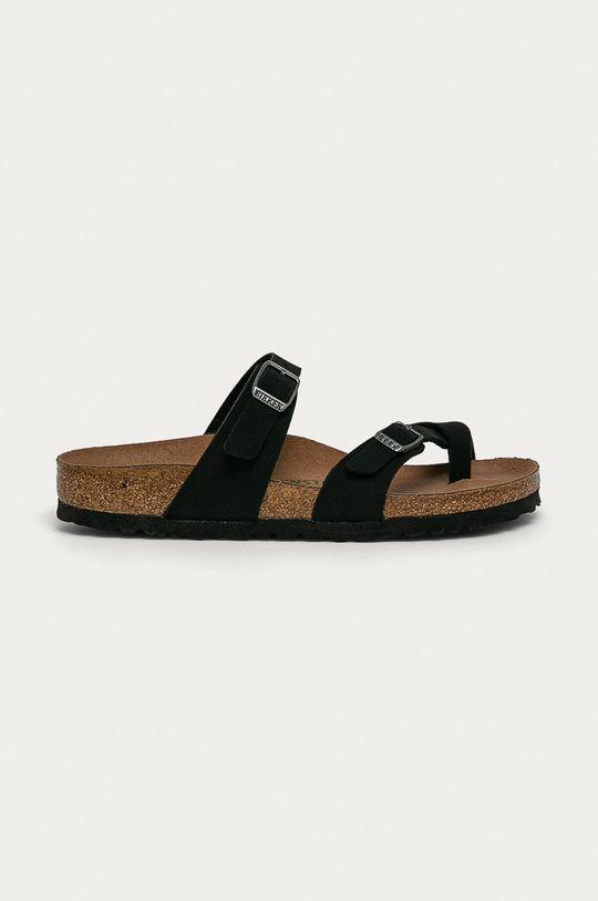 negru Birkenstock - Papuci Mayari De femei
