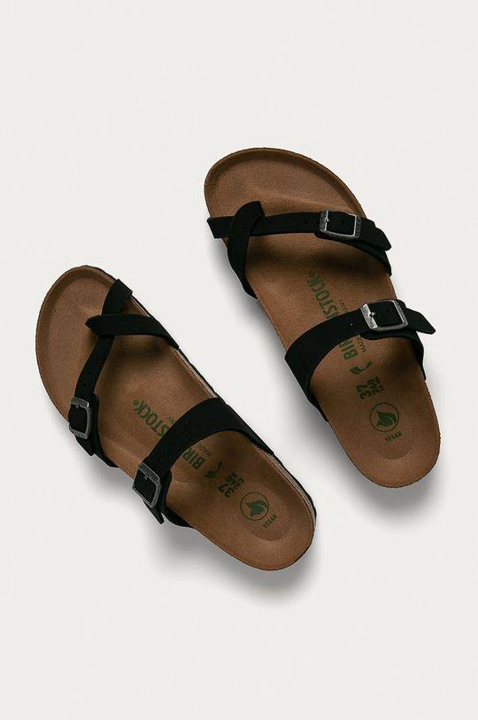 Birkenstock - Papuci Mayari negru