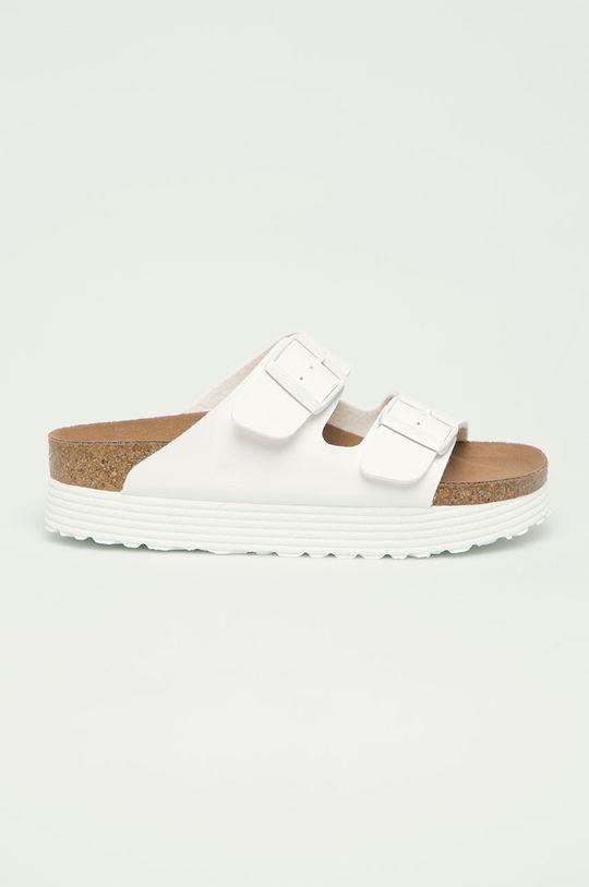 bílá Birkenstock - Pantofle Arizona Dámský