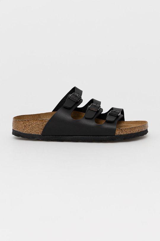 černá Birkenstock - Pantofle Florida Dámský