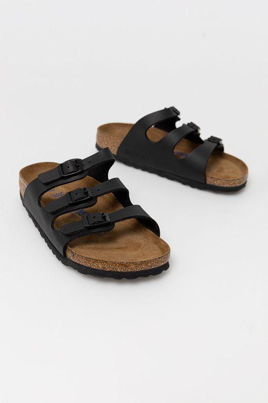 Birkenstock - Pantofle Florida černá