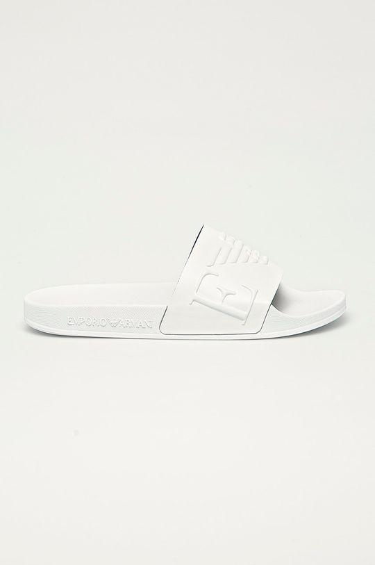 bílá Emporio Armani - Pantofle Dámský