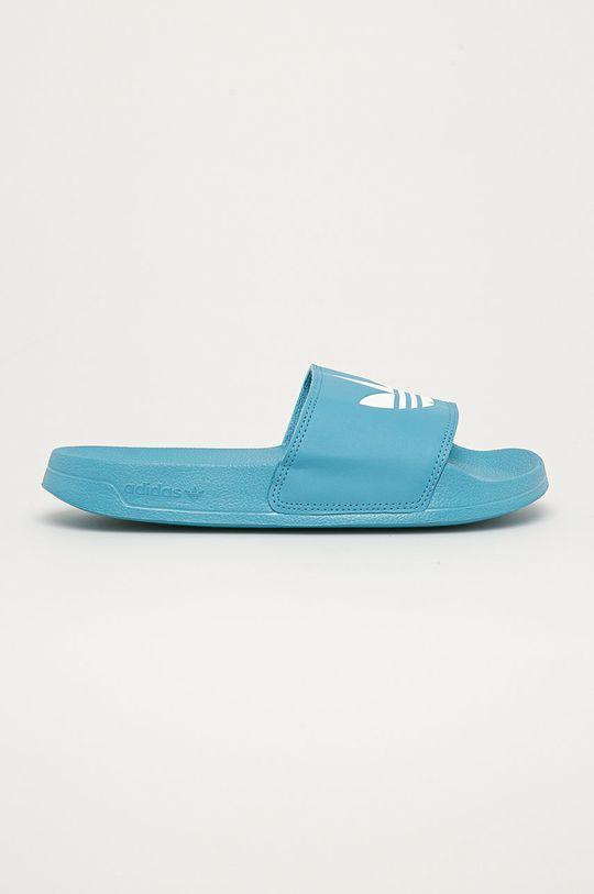 světle modrá adidas Originals - Pantofle Dámský
