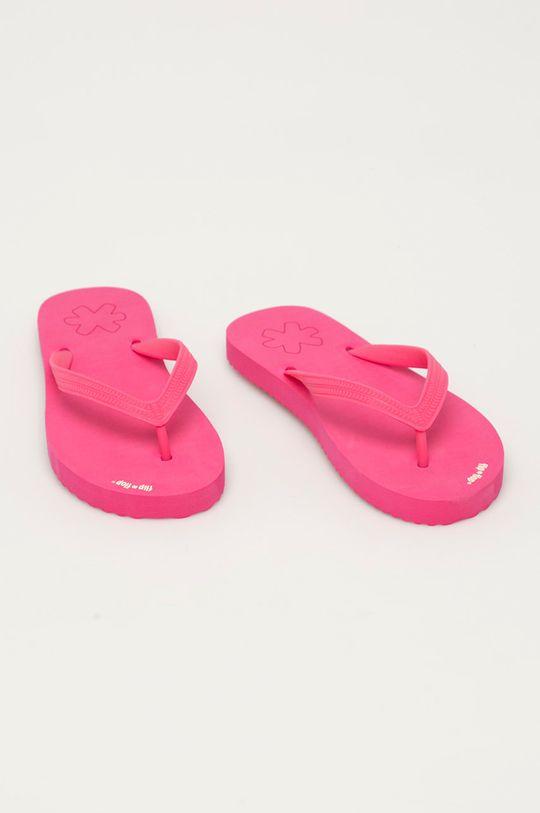 Flip*Flop - Žabky originals ostrá růžová