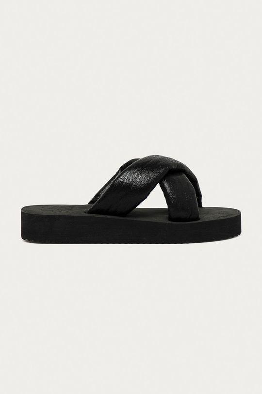 černá Flip*Flop - Pantofle Dámský
