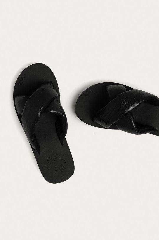 černá Flip*Flop - Pantofle