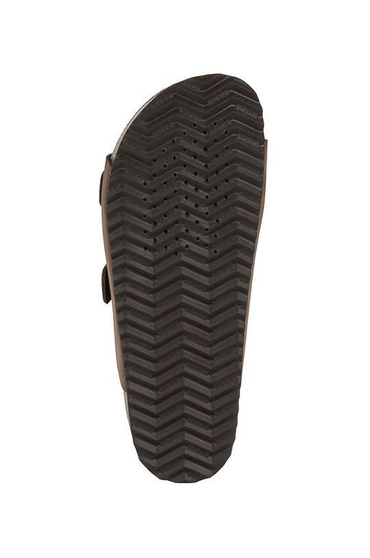 Geox - Kožené pantofle