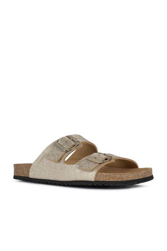 Geox - Pantofle tělová