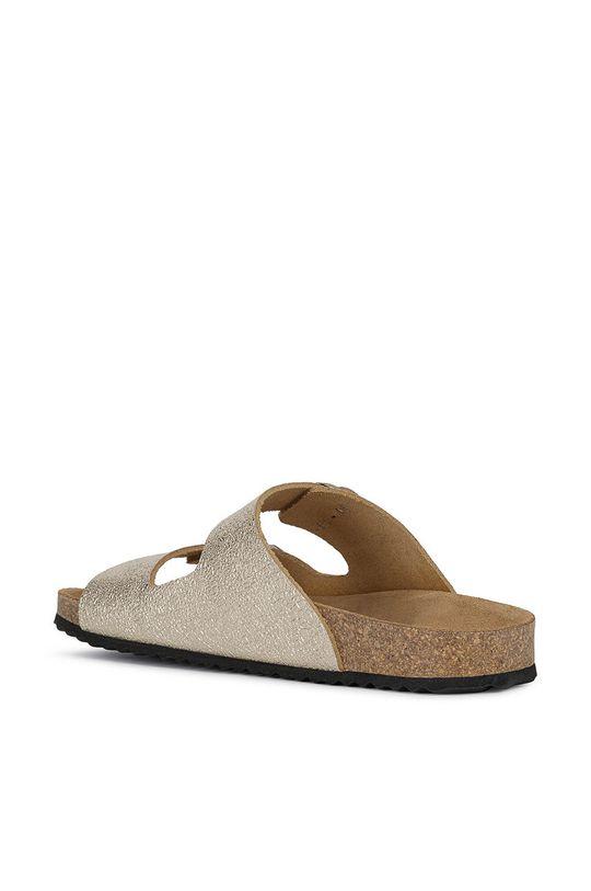 tělová Geox - Pantofle