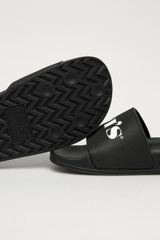 Levi's - Klapki czarny