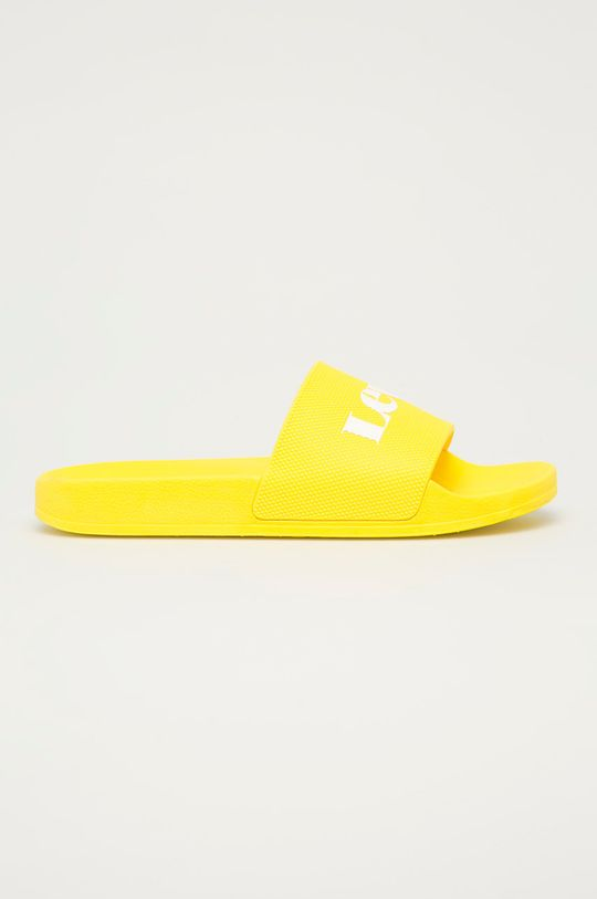 žlutá Levi's - Pantofle Dámský