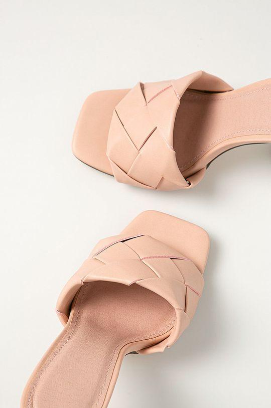 ružová Truffle Collection - Šľapky
