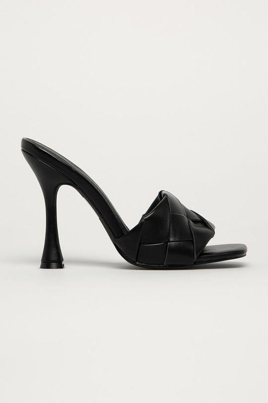 negru Truffle Collection - Papuci De femei