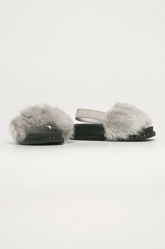 Truffle Collection - Šľapky sivá