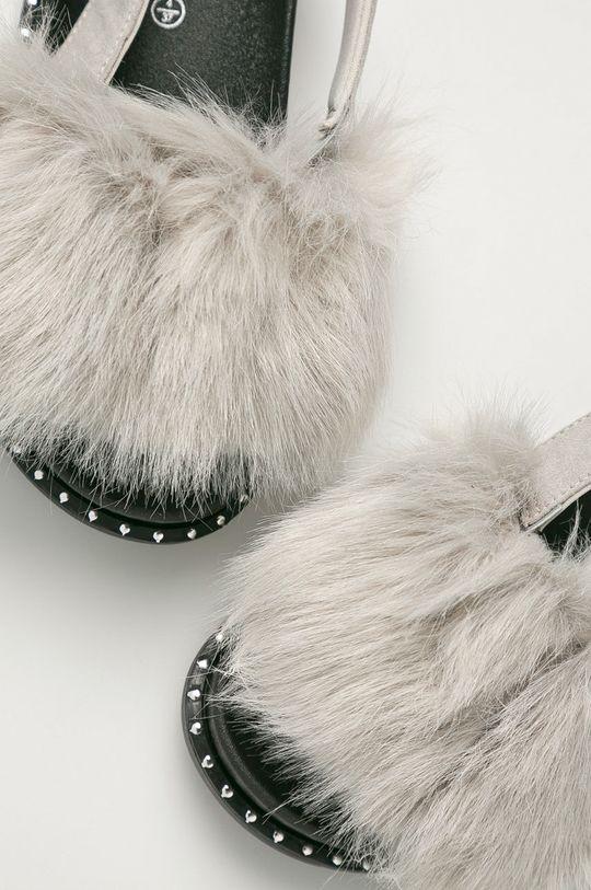 sivá Truffle Collection - Šľapky