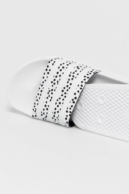adidas Originals - Klapki Materiał syntetyczny