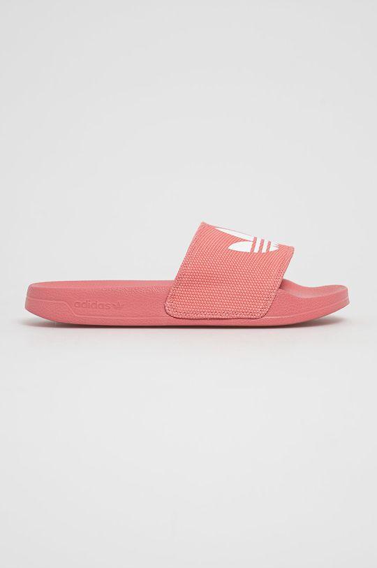 bledofialový adidas Originals - Šľapky Adilette Dámsky